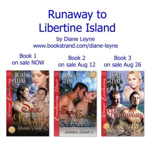 Libertine Island 1-3