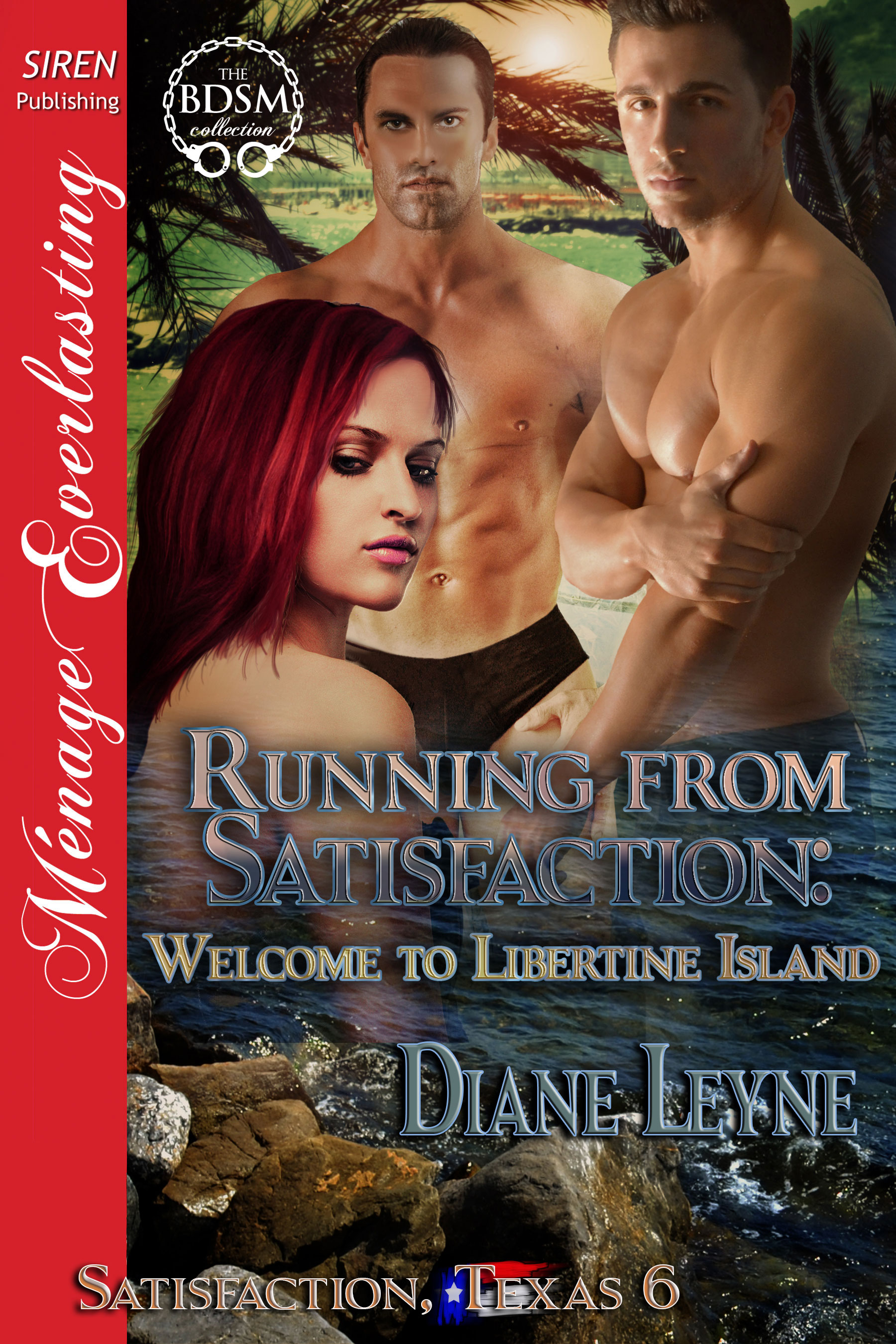 The Dom, the Switch, and the Sub [Club Libertine 5] (Siren Publishing Menage Everlasting)